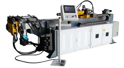 SB38CNC-TSR-3A Three-axis Servo CNC Bending Machine