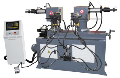 DB15-90° Double Axis Hydraulic Tube Bender
