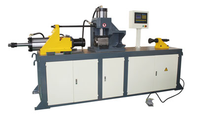 TM100-II pipe end molding machine