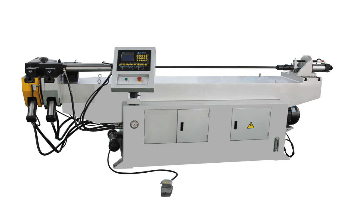 SB63NC Single Axis Hydraulic Tube Bender