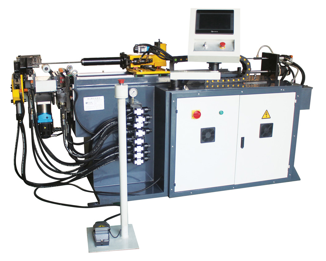 SB15CNC-TDR-3A Double Layer Bending Machine