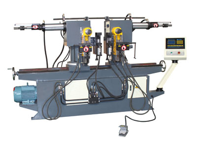 DB38-90° double pipe bending machine