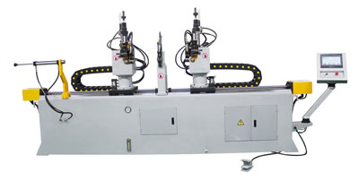 DB25CNC automatic double axis servo bending machine